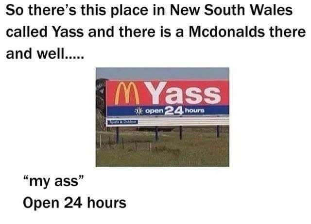 McDonald's funny - 9061482496