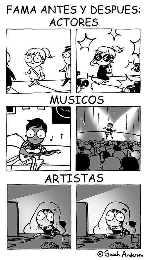 fama antes y despues actores musicos artistas