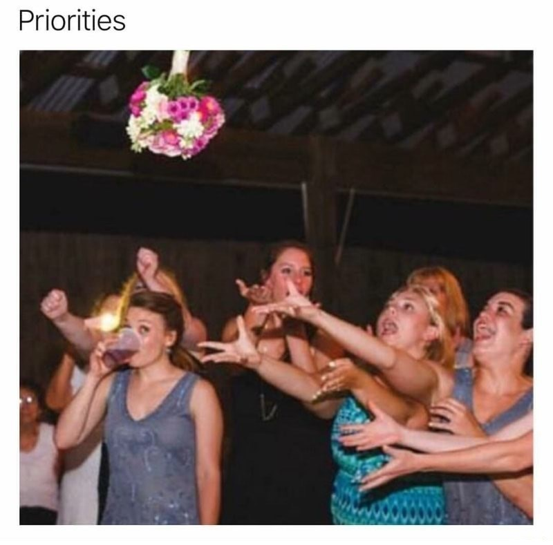 Selfie - Priorities