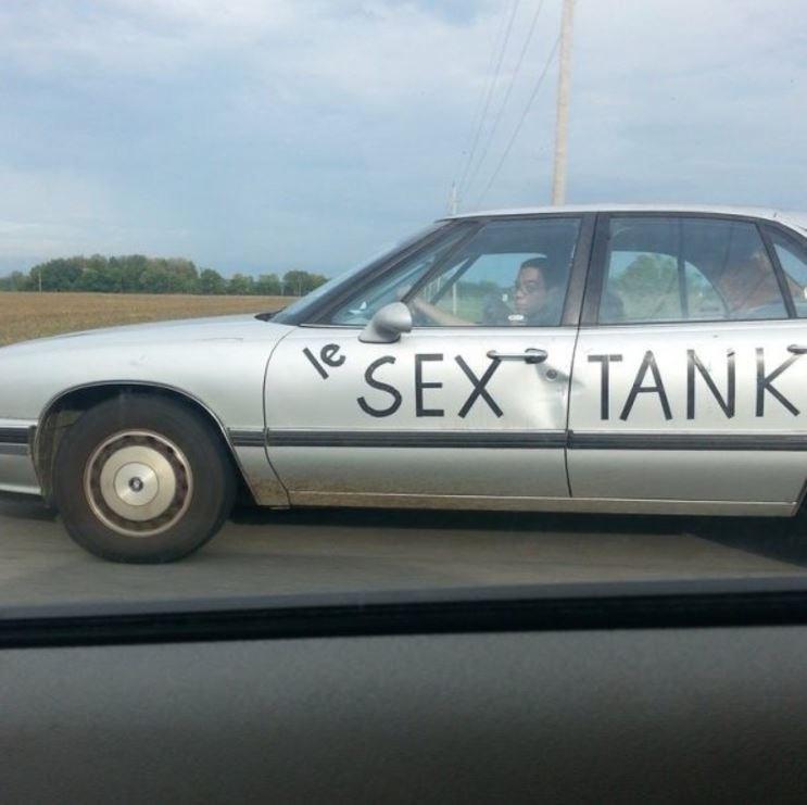 Vehicle - SEX TANK le