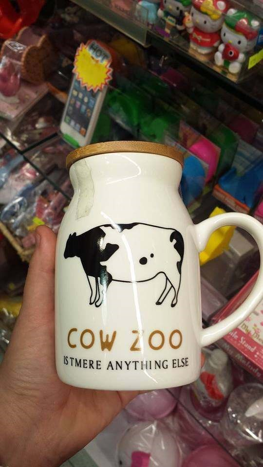 bootleg - Mug - le Stand MMelods COW ZO0 STMERE ANYTHING ELSE