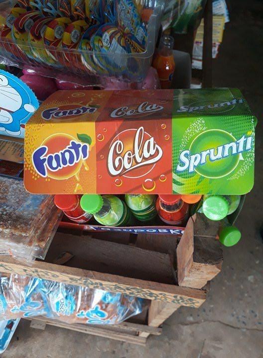 bootleg - uny Sprun Cola Sprunti