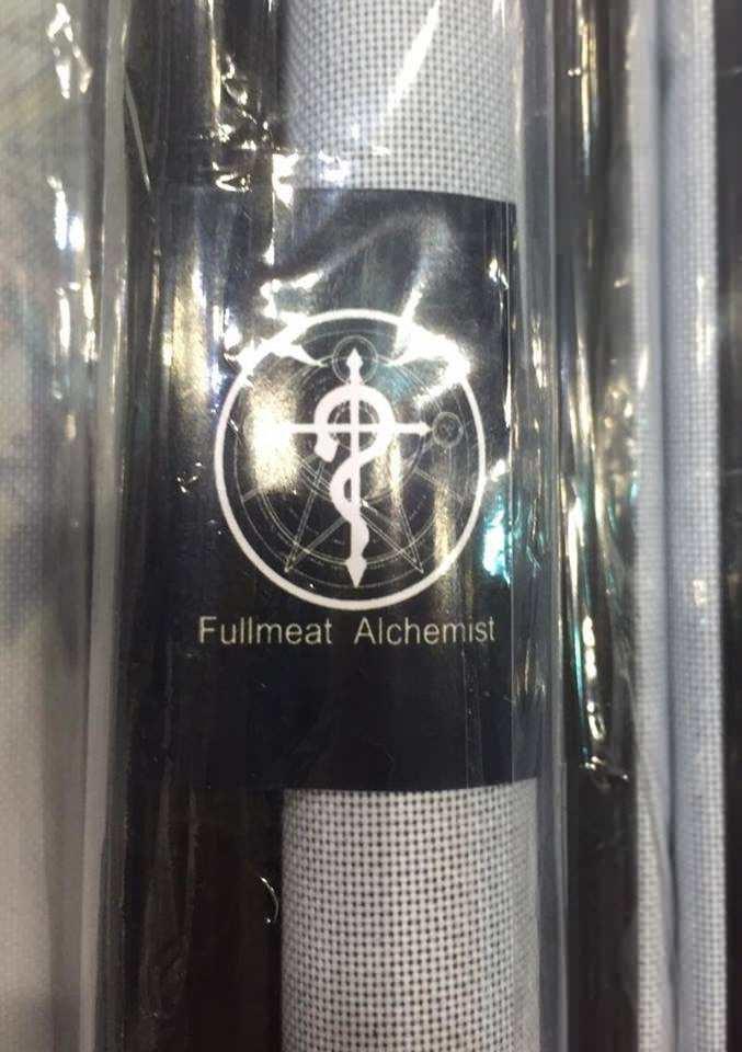 bootleg - Fictional character - Fullmeat Alchemist