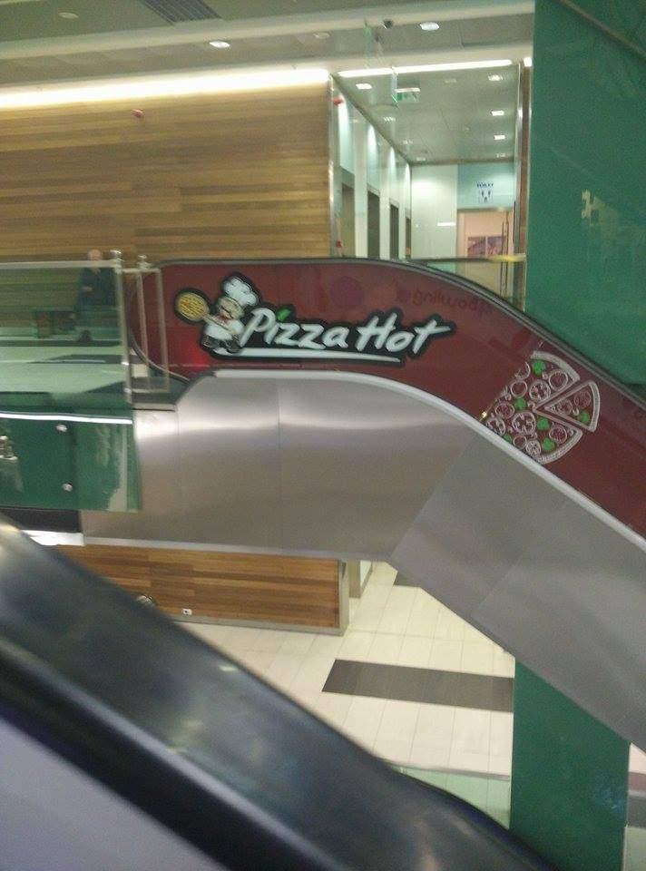 bootleg - balwod Pizza Hot