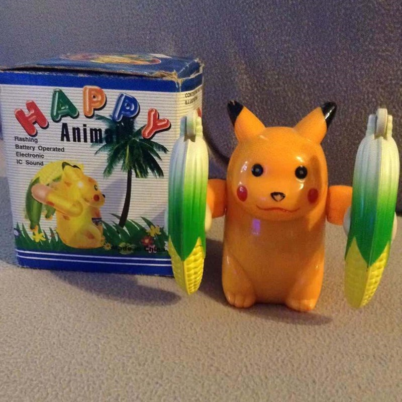 bootleg - Toy - APP Anim CON HARA Rashing Battery Operated Electronic IC Sound