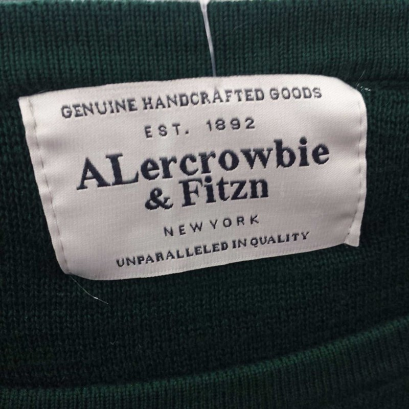 bootleg - Text - GENUINE HANDCRAFTED G0ODS EST. 1892 ALercrowbie & Fitzn NEW YORK UNPARALLELED IN QUALITY