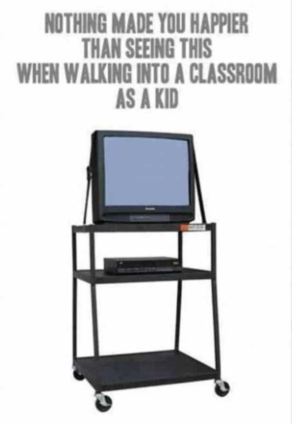 Furniture - NOTHING MADE YOU HAPPIER THAN SEEING THIS WHEN WALKING INTO A CLASSROOM AS A KID