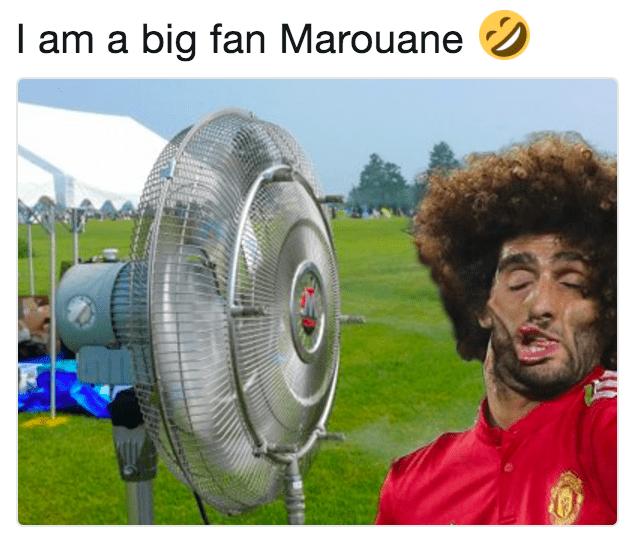Product - I am a big fan Marouane