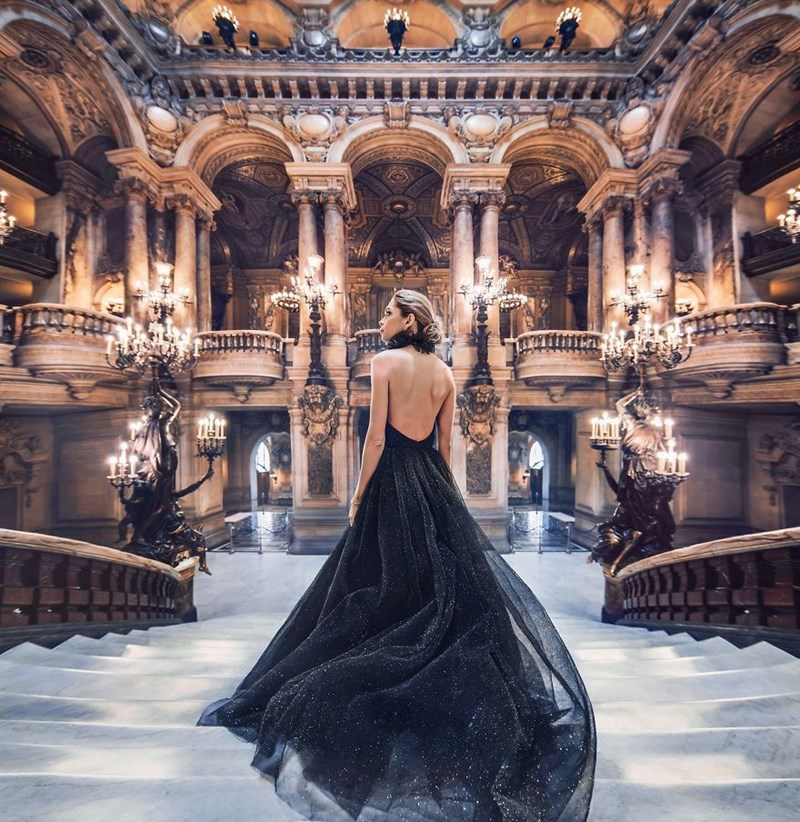 Dress - erer - opera