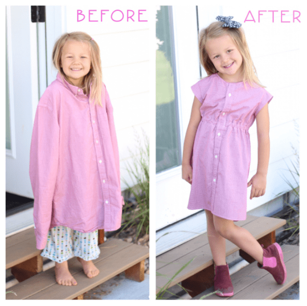 Clothing - BEFORE AFTER