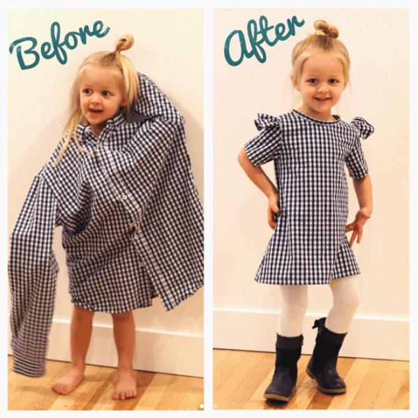 Clothing - Before alfer