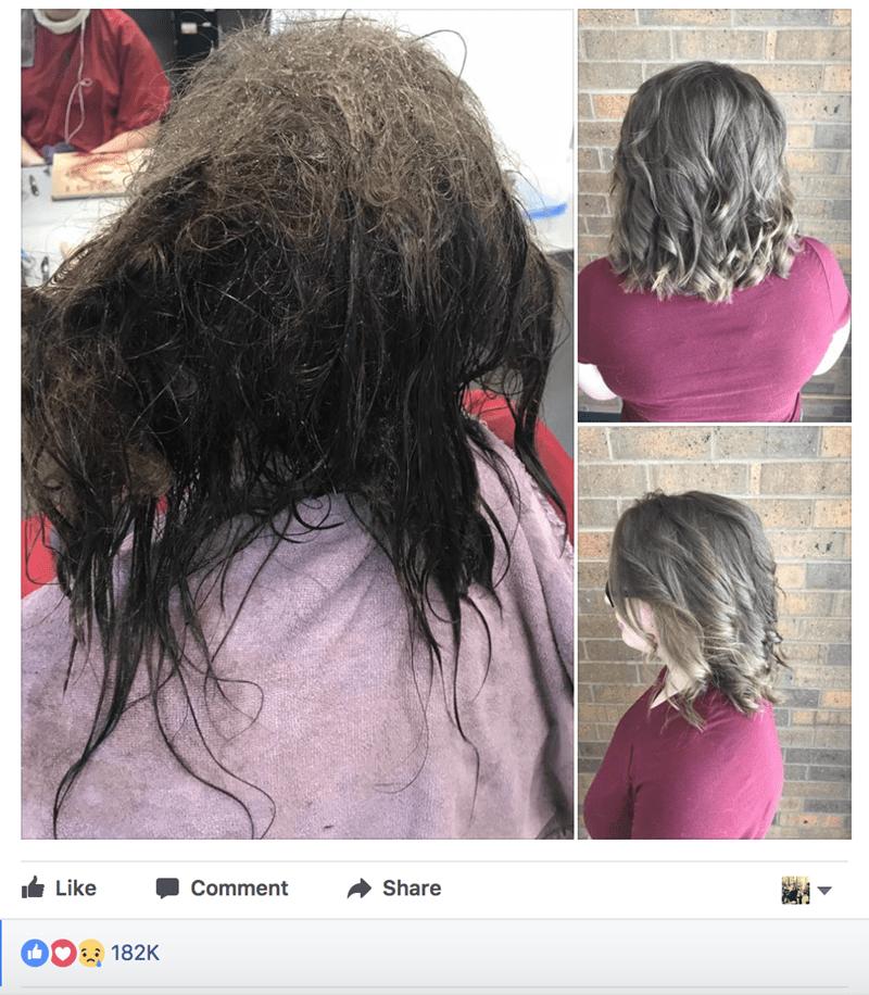 Hair - Like Comment Share 182K