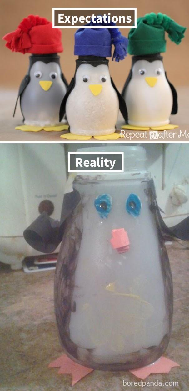 Bird - Expectations Repeat oafter Me Reality boredpanda.com