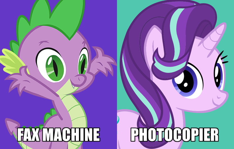 spike starlight glimmer fame and misfortune - 9064297216