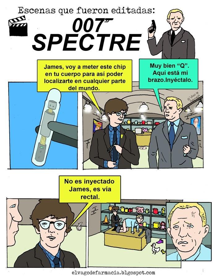 es dificil ser un agente secreto