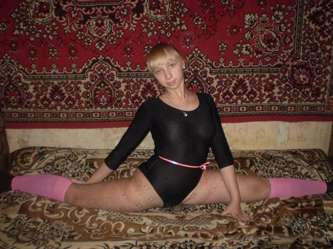russian girls - Sportswear