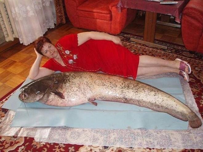russian girls - Fish