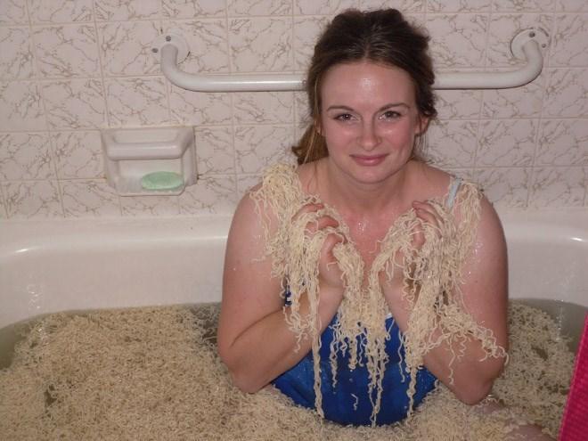 russian girls - Bathing