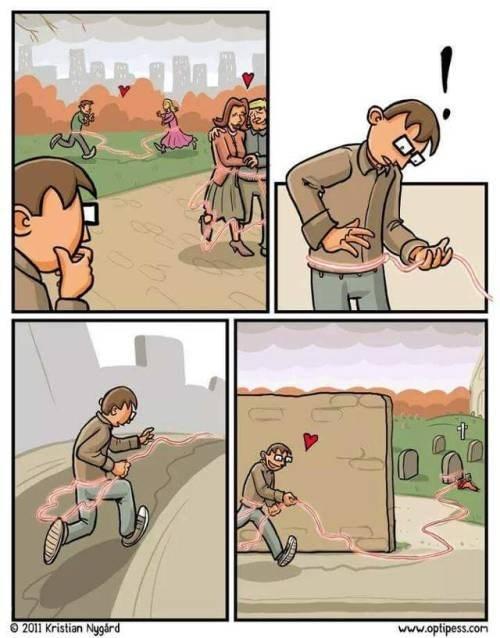 suerte en el amor nivel cementerio