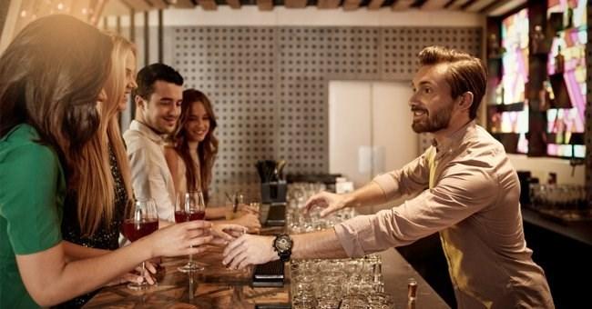 bartender Jared