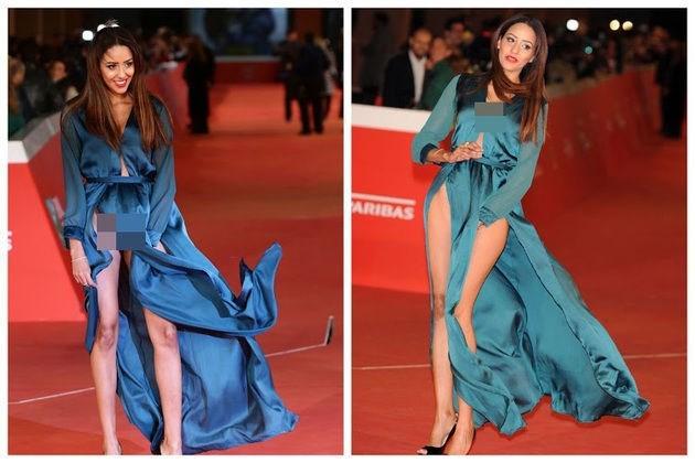 wardrobe malfunction - Blue - ARIBAS