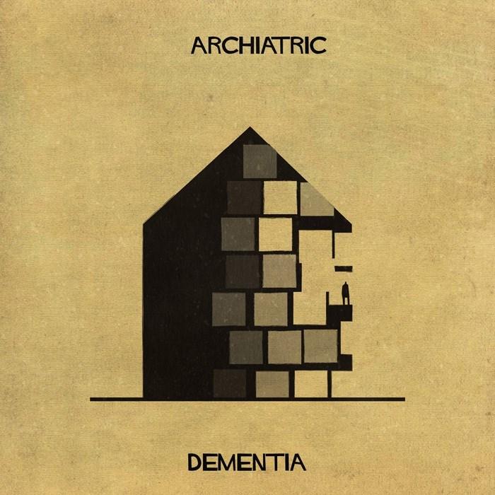 Text - ARCHIATRIC DEMENTIA