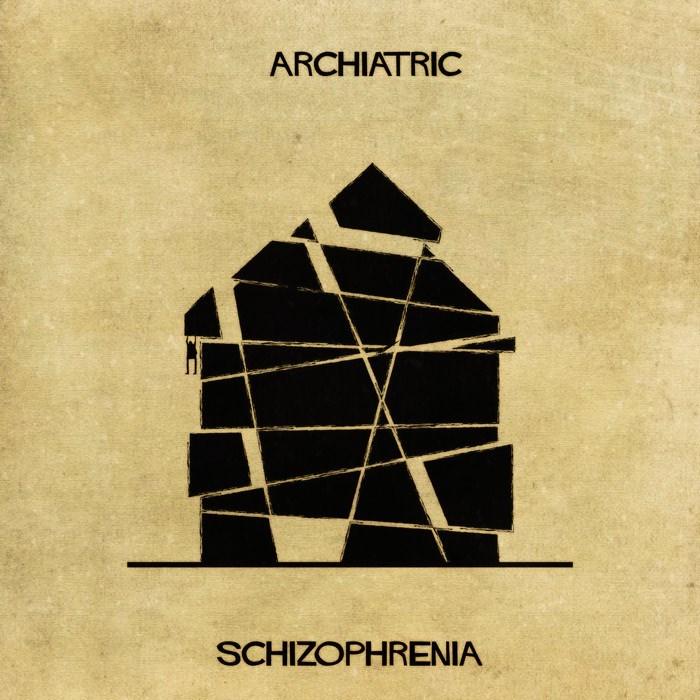 Poster - ARCHIATRIC SCHIZOPHRENIA