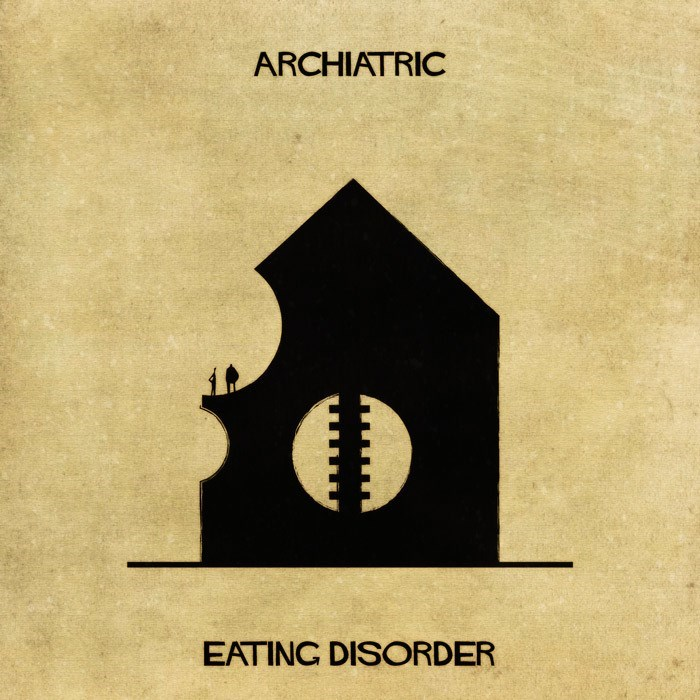 Text - ARCHIATRIC EATING DISORDER