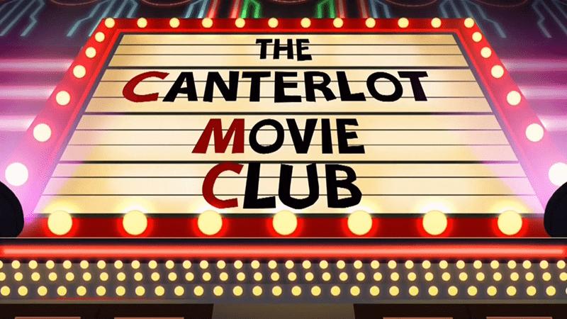 equestria girls summertime shorts the canterlot movie club - 9066684160