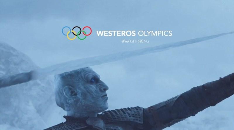 Animation - WESTEROS OLYMPICS @WIGHTSKING