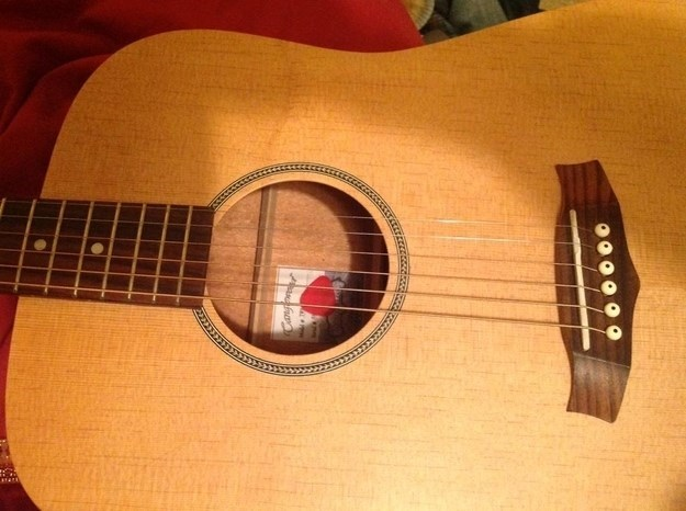 Guitar - ooo