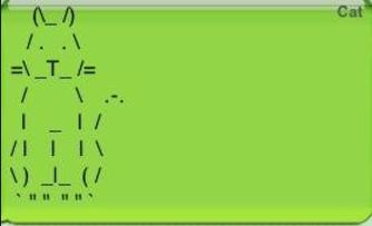 Green - Cat 1. . _T_ /= / I I\ ) (/ /I