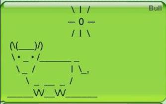 Green - Bull 117 -0- /I W_w