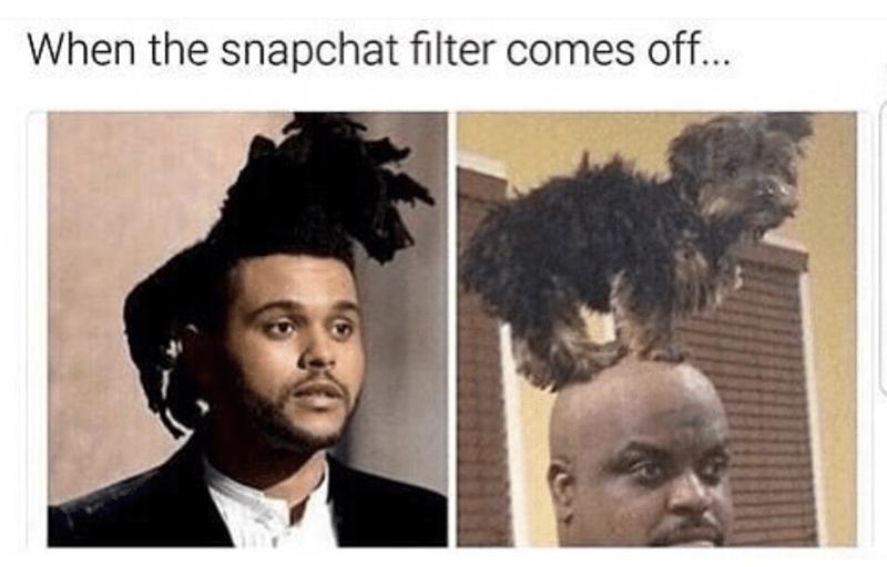 Weeknd and Ceelo Green Meme
