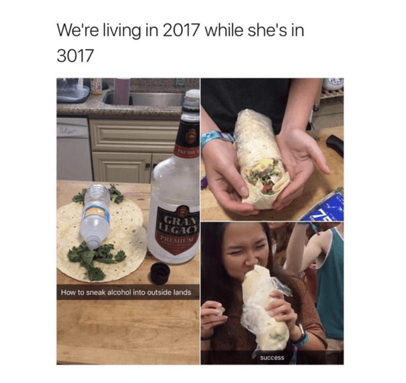 burrito smuggler meme