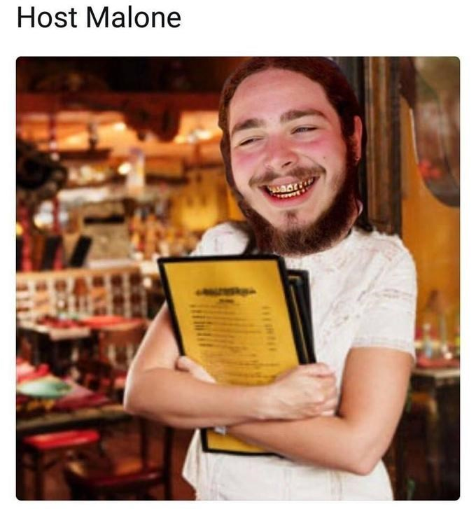 Product - Host Malone