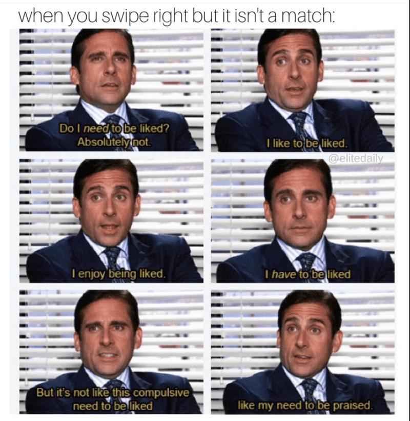 Michael Scott meme