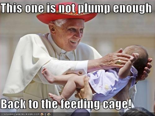 democrats John Kerry Pope Benedict XVI religion - 906971904