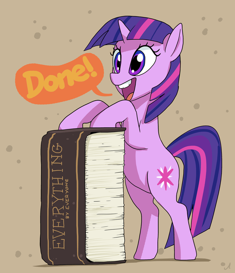 twilight sparkle doc wario - 9070385920