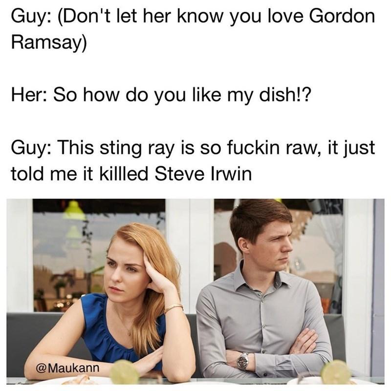 funny gordon ramsay meme.