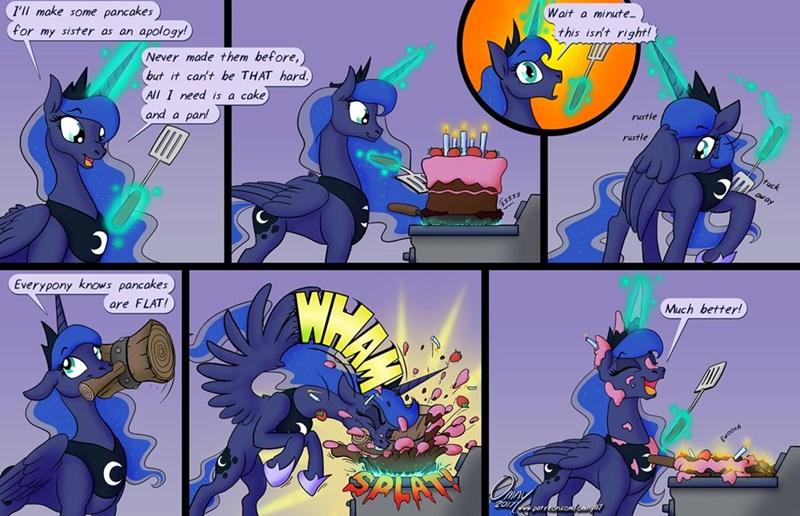 omny87 princess luna comic - 9071830528