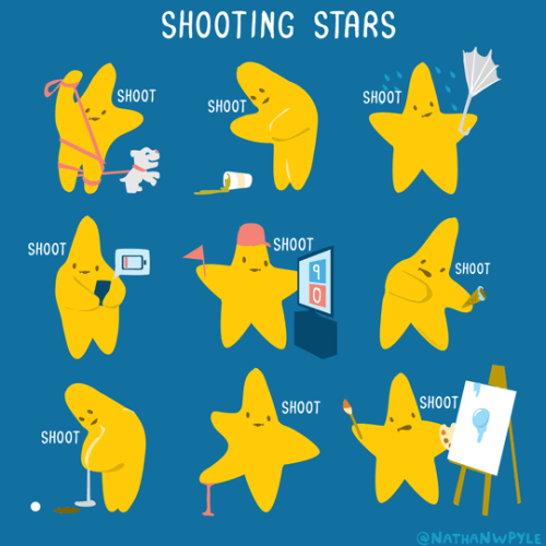 shooting start explained but not really
