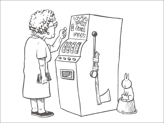 Cartoon - &Ky SPIN