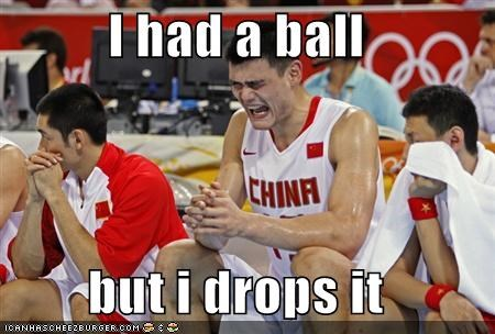 basketball China olympics yao ming - 907239168