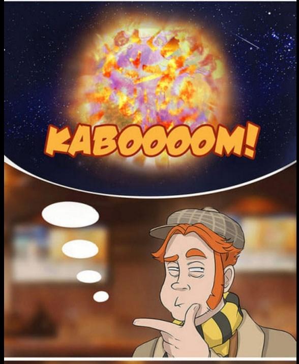 Cartoon - KABOOOOM!