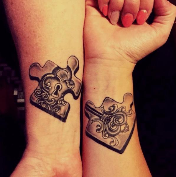 couples tattoos - Tattoo