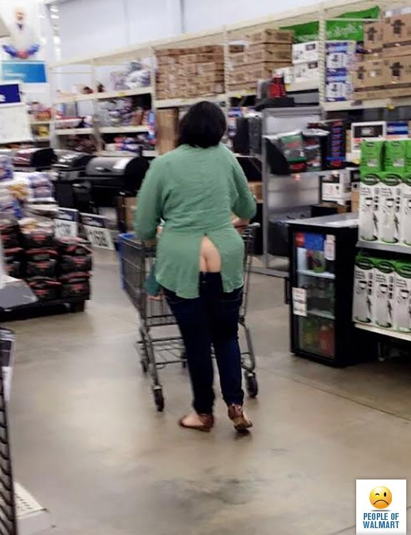 Supermarket - PEOPLE OF WALMART