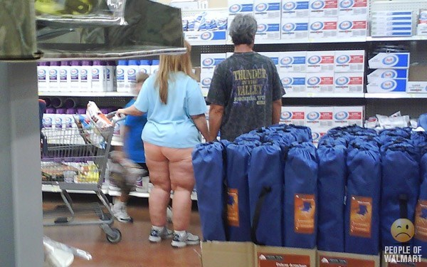 Supermarket - THUNDER VALLEY PEOPLE OF WALMART