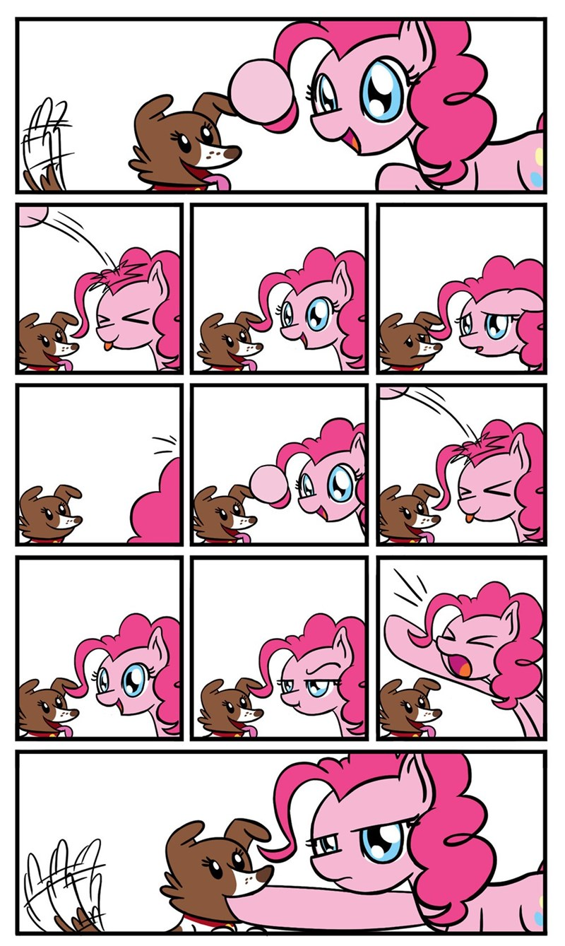 comic pinkie pie ponify winona flutterluv - 9073655552