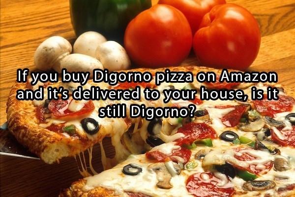 Digiorno pizza question